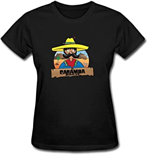 Dotion Women's Mexican Beer Design T Shirt