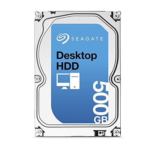 "Seagate ST500DM002 Barracuda Disque dur interne 3,5"" SATA III 7200 tours / min 500 Go"
