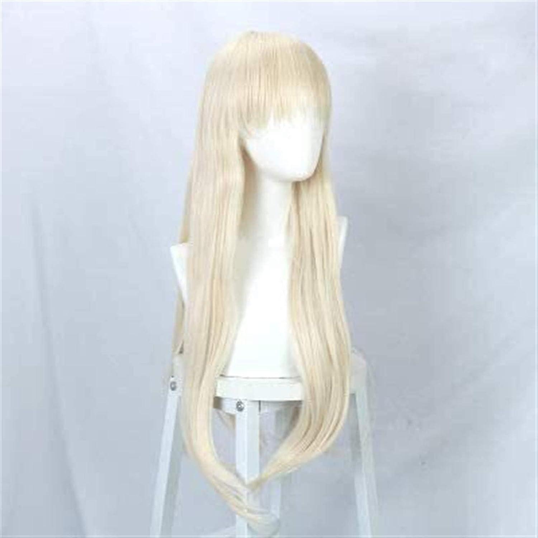 Hair caps and free shipping wig Anime Kakegurui Wig Yomoduki Cosplay Runa Choice Comi