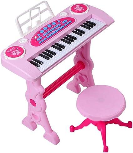 LIUFS-El teclado Piano De Juguete para Niños Teclado 2-5 Años ...
