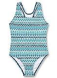 Sanetta Mädchen blau Badeanzug, New Angel, 164