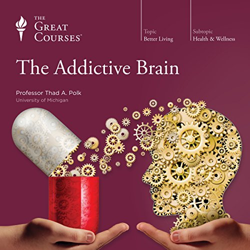 The Addictive Brain cover art