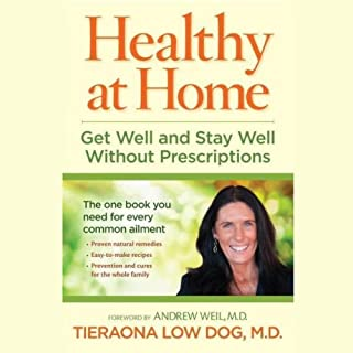 Healthy at Home audiobook cover art