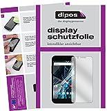 dipos I 6X Schutzfolie klar kompatibel mit Archos 50 Graphite Folie Bildschirmschutzfolie