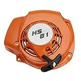 Arrancador de Tirón Retroceso Desbrozadora Cortasetos para Stihl Serie Hs81 Hs86 R T