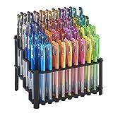 ECR4Kids GelWriter Gel Pens Set Premium Multicolor in Stadium Stand (84-Count)