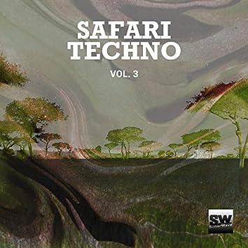 Safari Techno, Vol. 3