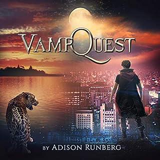 VampQuest cover art