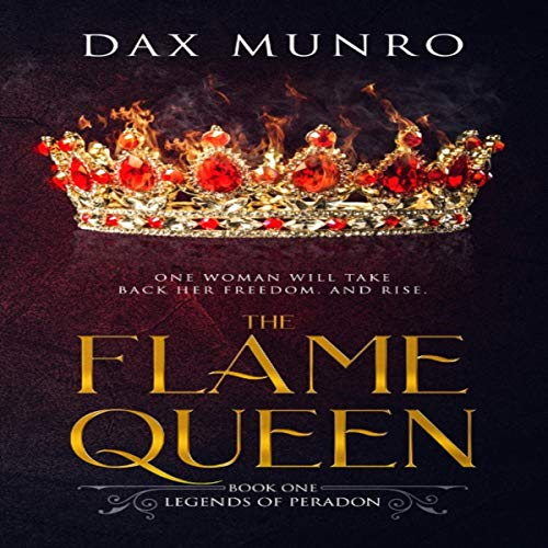 The Flame Queen audiobook cover art