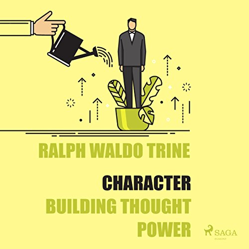 Character-Building Thought Power audiobook cover art