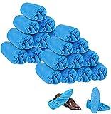 Copriscarpe usa e getta per scarpe e scarponi, impermeabile, antiscivolo, durevole copertura per stivali e scarpe in per proteggere la tua casa (500 PCS)
