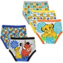 5-Pack Disney Lion King Boys Brief