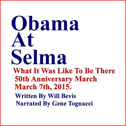 Obama at Selma audiobook cover art