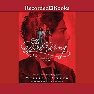 The Dire King     A Jackaby Novel              By:                                                                                                                                 William Ritter                               Narrated by:                                                                                                                                 Nicola Barber                      Length: 8 hrs and 1 min     233 ratings     Overall 4.7