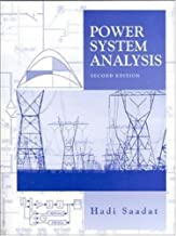 Power Systems Analysis by Saadat,Hadi, Saadat, Hadi(July 15, 2002) Paperback