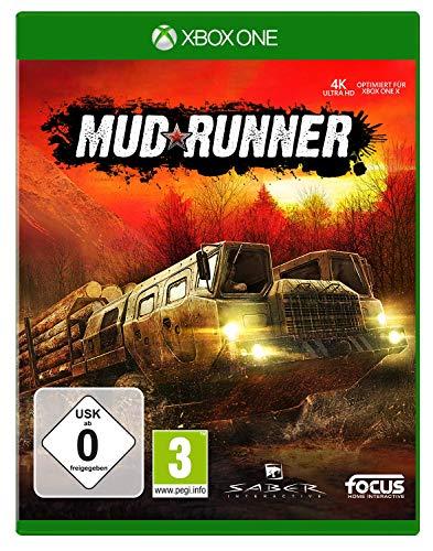 Spintires: MudRunner - Xbox One [Importación alemana]