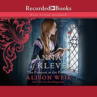 Anna of Kleve, the Princess in the Portrait cover art