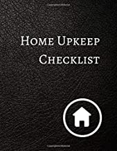 Home Upkeep Checklist