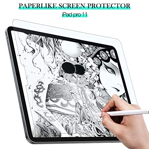 Best Deals! Paperlike iPad Pro 11 Screen Protector, High Touch Sensitivity Anti Glare Scratch Resist...