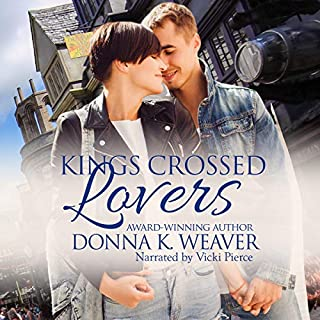 Kings Crossed Lovers audiobook cover art