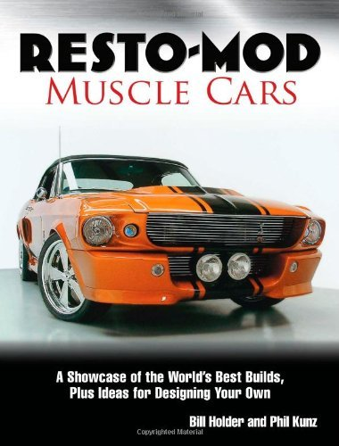 By Bill Holder - Resto-Mod Muscle Cars: A Showcase Of The World's Best Builds Plus (2008-05-13) [Paperback]