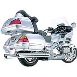 コブラ COBRA 4インチ スリップオンマフラー スカラップ 12年以降 GL1800 1811-2535 1216