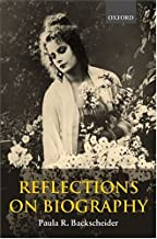 Reflections on Biography