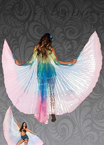 Festival des femmes Grand Carnival Isis Rainbow Wings