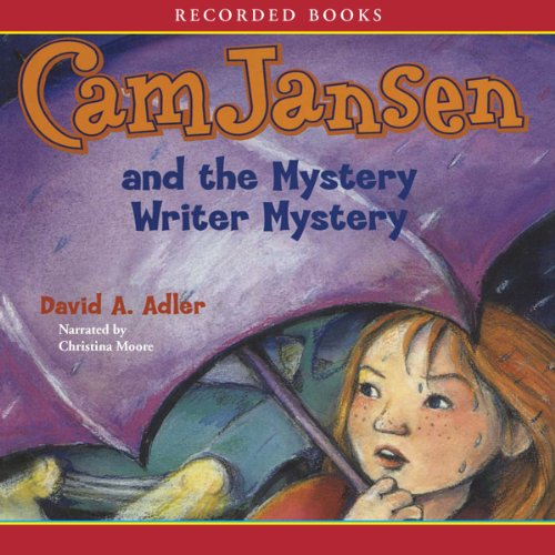 Cam Jansen and the Mystery Writer Mystery cover art