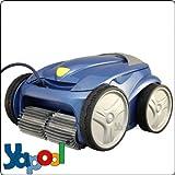 Zodiac - Robot per piscina Vortex 4 con sensore Active Motion, Caddy e telecomando