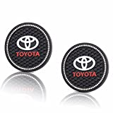 WENCHAO for Toyota Cup Holders Insert Coaster...