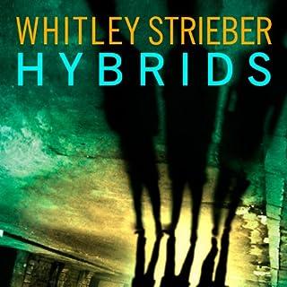 Hybrids audiobook cover art