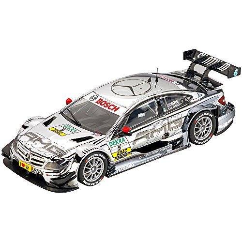 Carrera Digital 143 - 20041369 - Voiture De Circuit - Amg Mercedes C-Coupe DTM J.Green - No.5