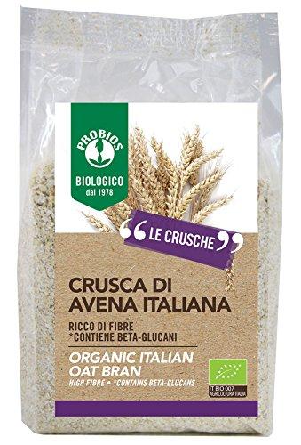 Probios Crusca di Avena - 6 confezioni da 250 gr