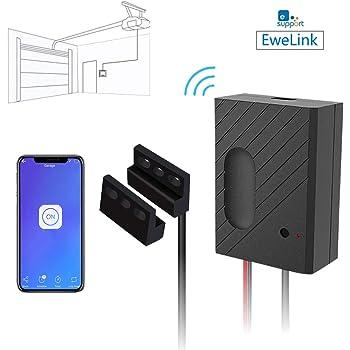 Parkingdoor PDPARKDOOR - Dispositivo con cable para apertura de puerta con smartphone: Amazon.es: Bricolaje y herramientas