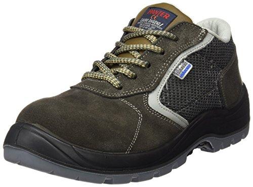 Panter M127658 - Zapato Seguridad cauro oxigeno Piel Natural Talla 42