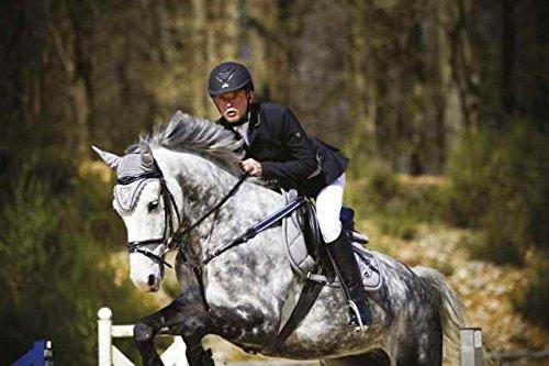 Equit'm Giacca Equitazione Uomo Softshell da Concorso Abbigliamento Equitazione Giacche