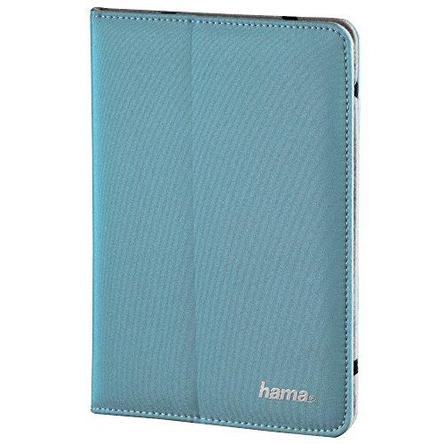 Hama Strap - Funda para Tablet Tablet PC/eBook (función Soporte), Azul