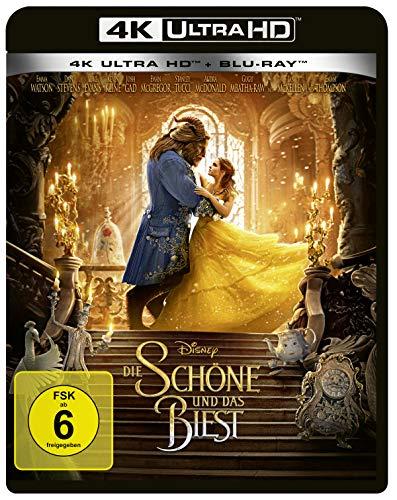 Die Schöne und das Biest (4K Ultra HD) (+ Blu-ray 2D)