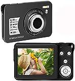 Digital Camera30 Mega Pixels Student Camera Mini Camera 2.7 Inch HD 1080P Camera with 8X Digital Zoom Compact Camera