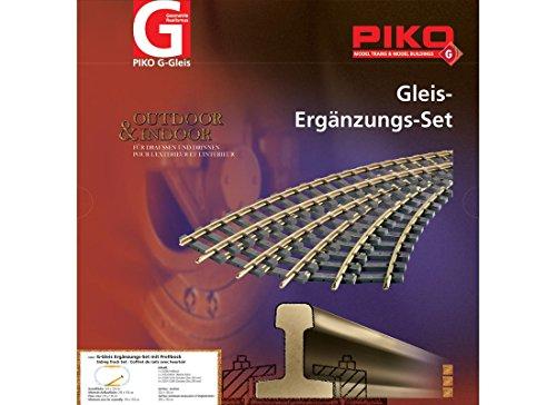 Piko 35301 - G-Gleis-Set mit Prellbock