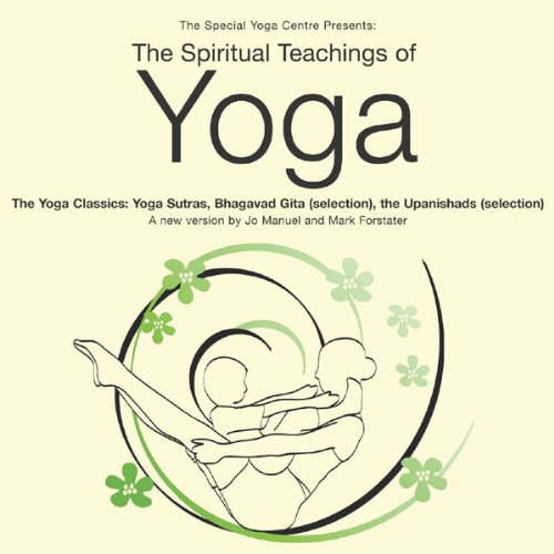The Spiritual Teachings of Yoga audiobook cover art