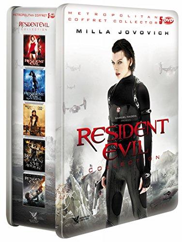 Coffret resident evil 1 à 5