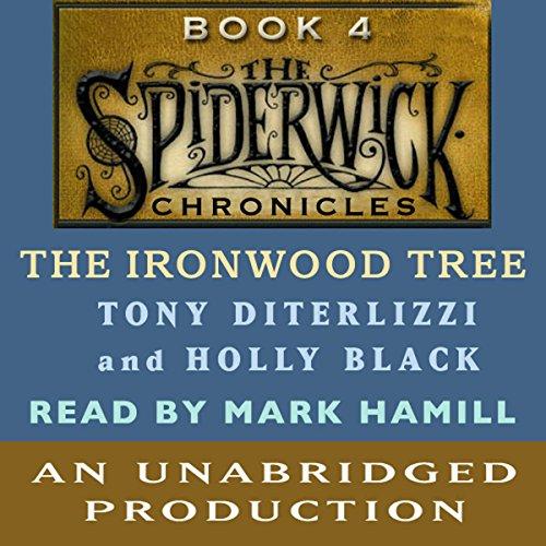 The Ironwood Tree audiobook cover art