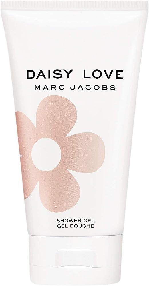 Marc jacobs daisy love, latte per il  corpo da donna,150 ml 3614225476693