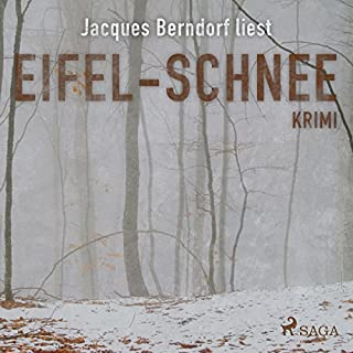 Eifel-Schnee audiobook cover art