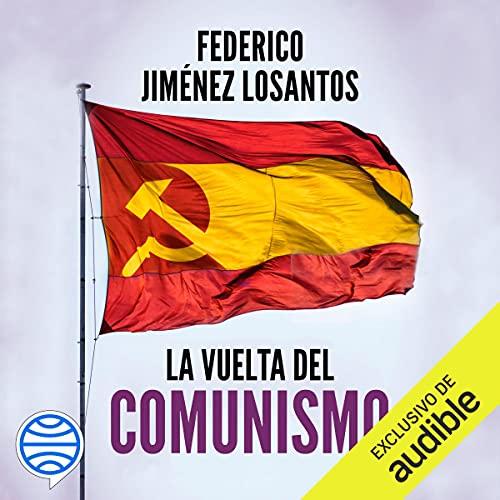 Diseño de la portada del título La vuelta del comunismo