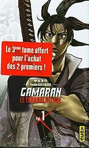 Gamaran - Le tournoi ultime Pack découverte Tomes 1 à 3