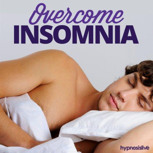 Overcome Insomnia Hypnosis Titelbild