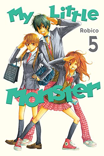 My Little Monster Vol. 5 (English Edition)